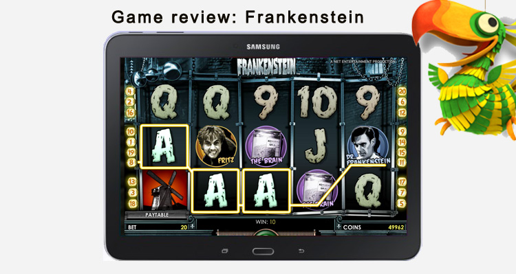 Frankenstein game review